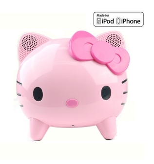 Hello Kitty iPod/iPhone Speaker